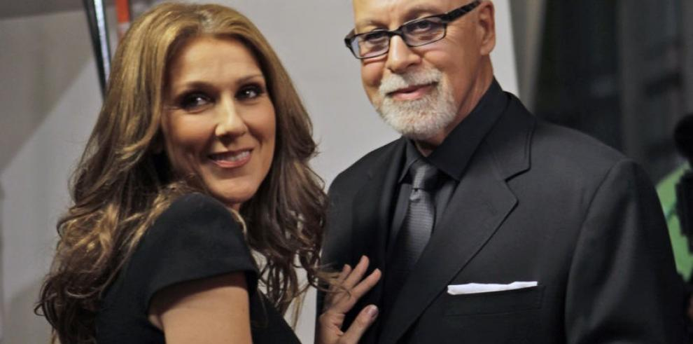 Angélil renuncia como 'manager' de Céline Dion