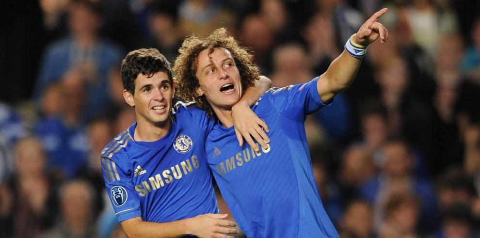 El PSG confirma el fichaje de David Luiz durante cinco temporadas