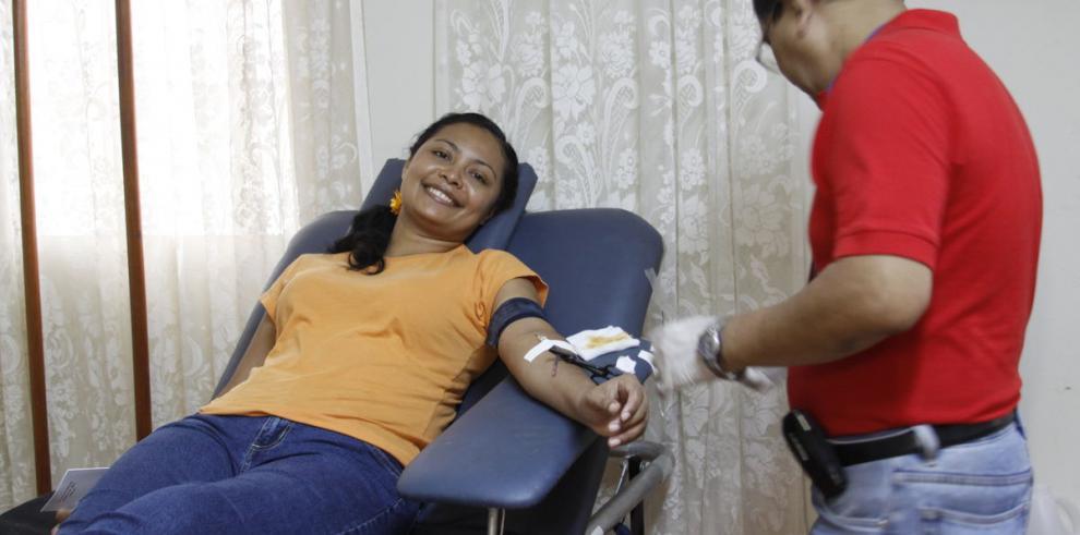 Programan colecta de sangre por celebración mundial