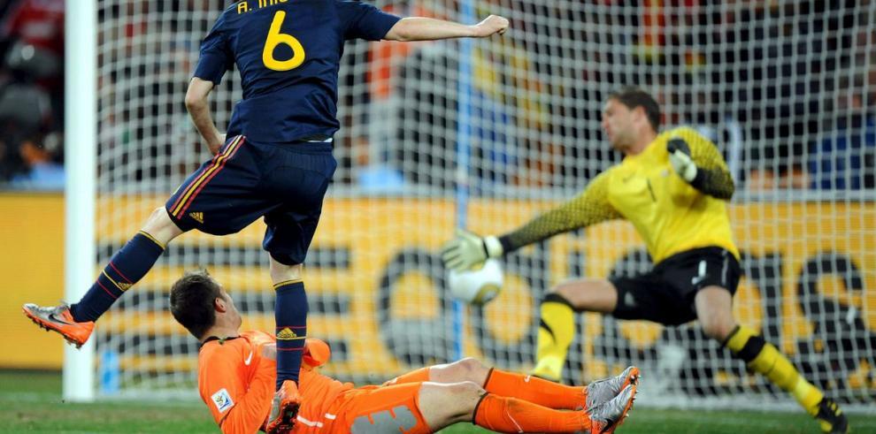 El gol que costó un Mundial