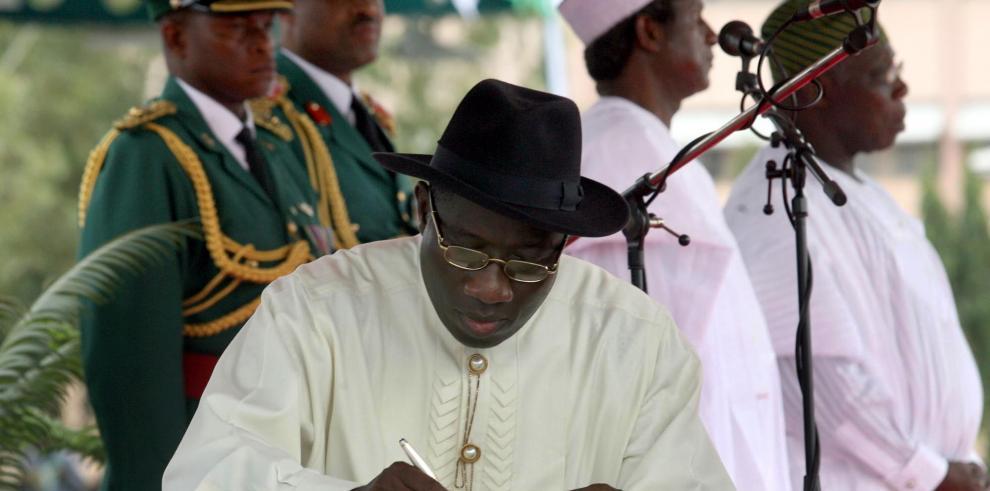 Expresidente de Nigeria: es