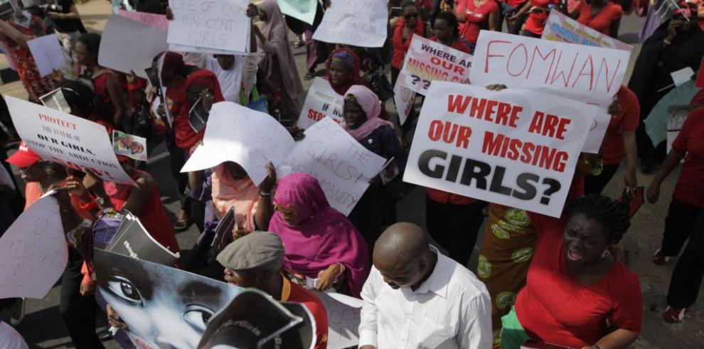 Niñas raptadas en Nigeria probablemente fueron sacadas del país