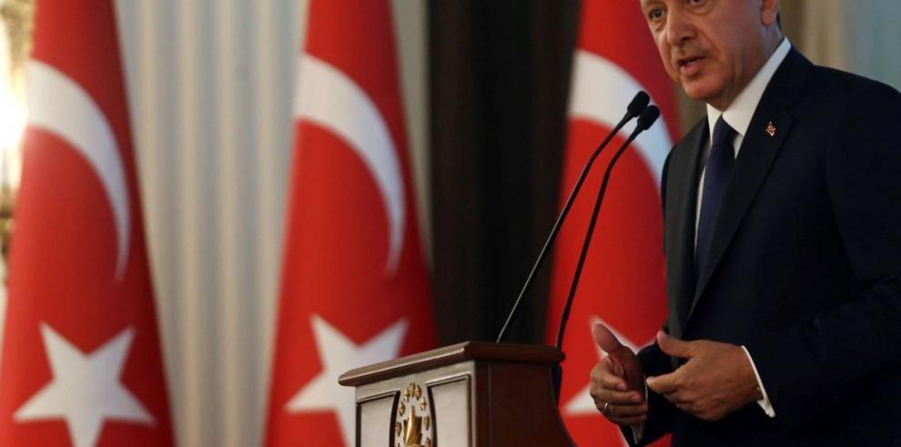 'La era de la Turquía vieja ha terminado', Erdogan