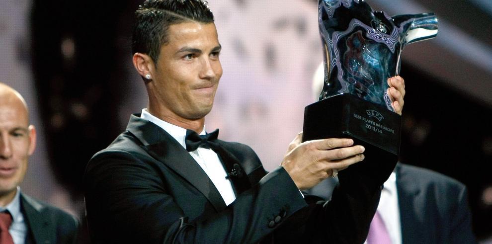 Ronaldo sobre Messi: