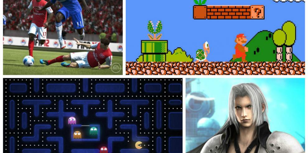 Día de los Gamers: grandes videojuegos en la historia