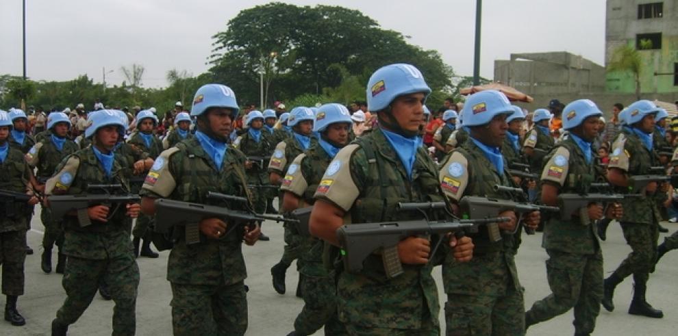 ONU negocia liberación de cascos azules en Siria