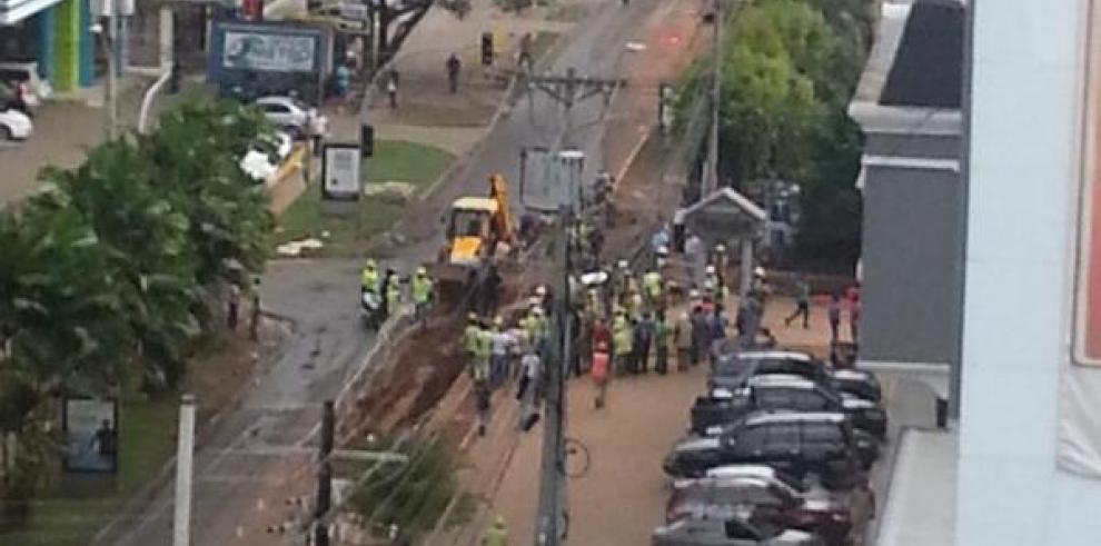 Asesinan a obrero de la construcción en Obarrio