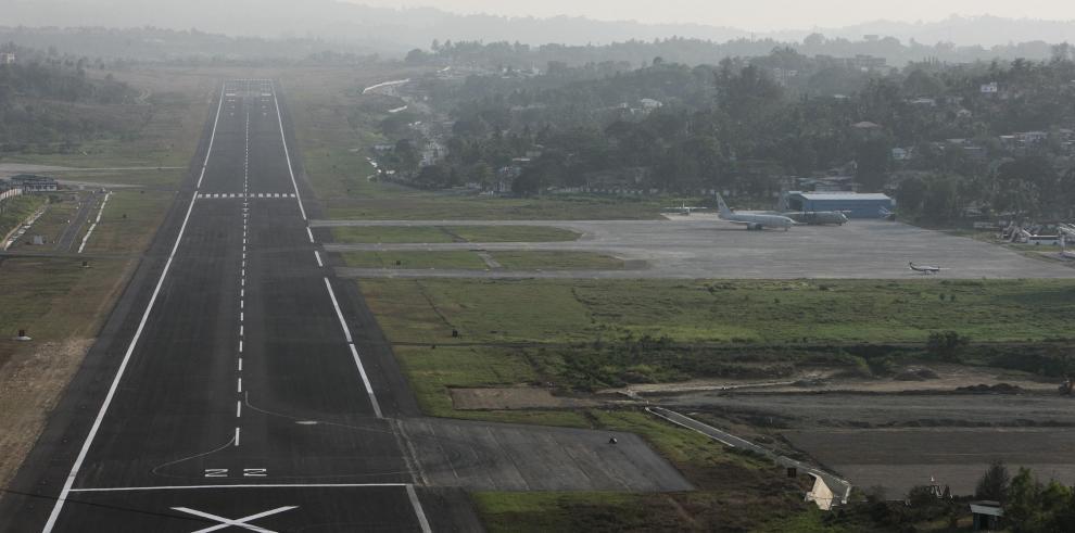 Tailandia revela trayectoria retorcida de un avión