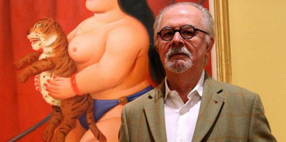 Fernando Botero: 'no estoy obsesionado con las mujeres gordas'