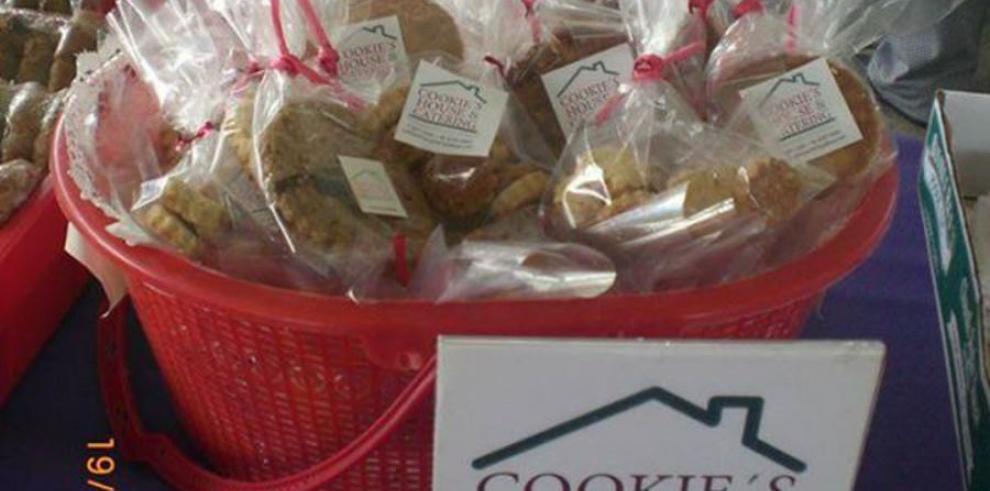 Camino al éxito con galletas y cocadas