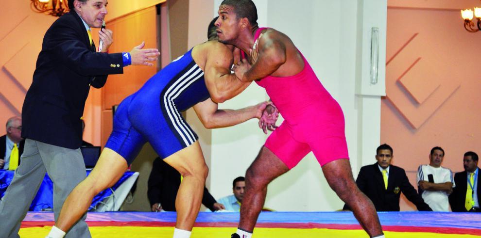La lucha olímpica, en su batalla por mejores actuaciones