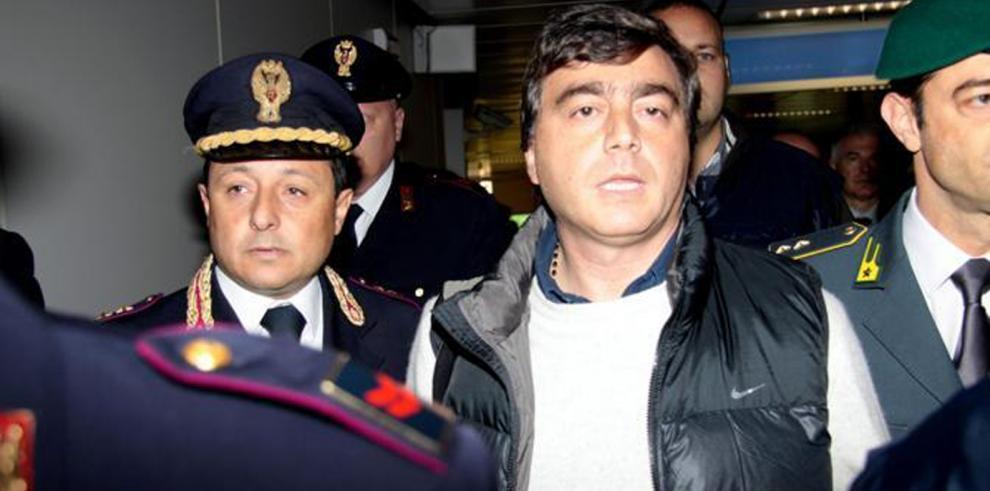 Valter Lavítola comparecerá ante la justicia italiana el 23 de junio