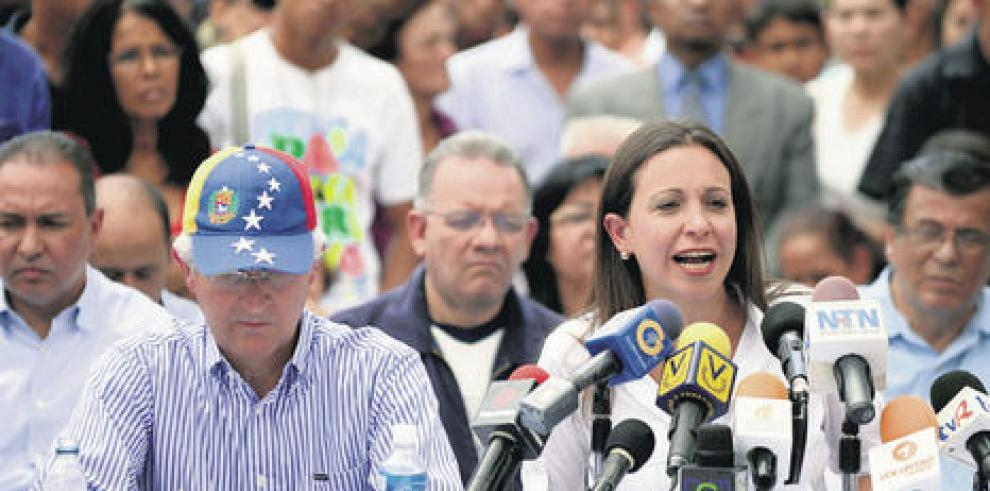 María Corina Machado suspende visita a Panamá