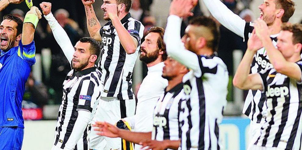 Juventus llega inspirado para enfrentar a la Sampdoria