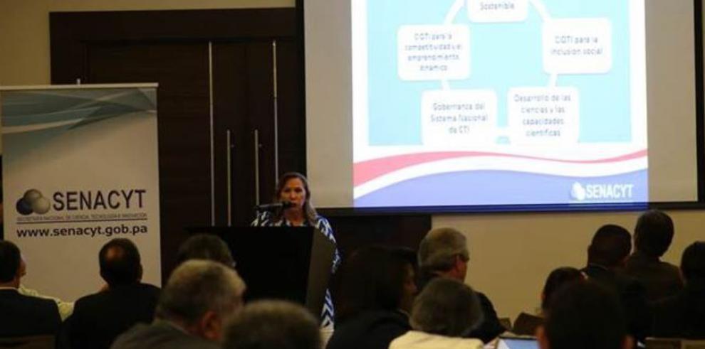 Senacyt lanza plan estratégico 2015-2019