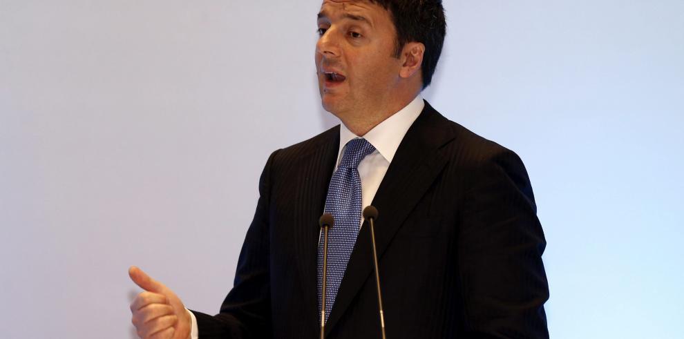 Renzi respeta la huelga general contra su Gobierno pero dice no le impresiona