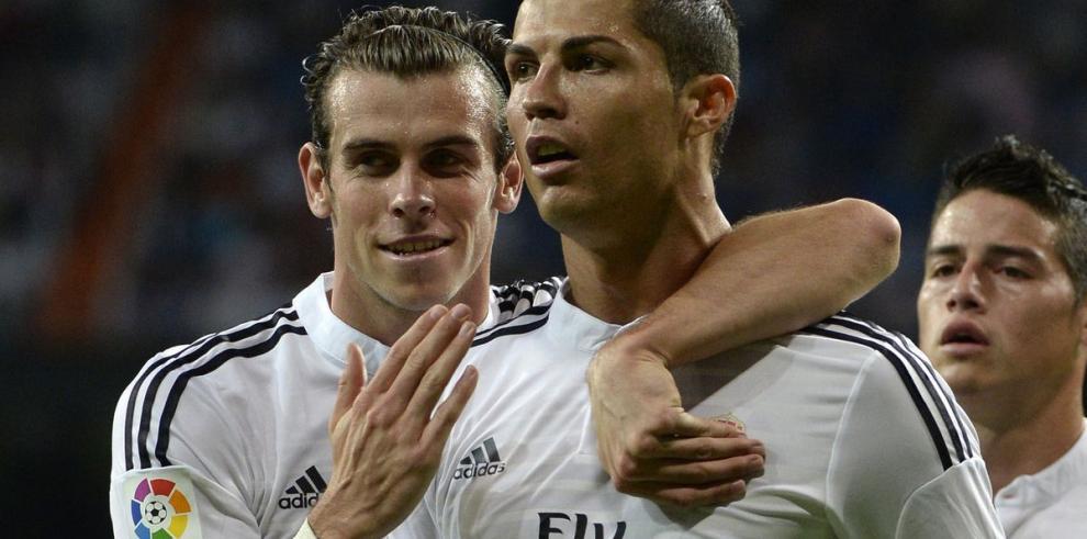 Ronaldo y el Real Madrid se dan un festín de goles con el Elche