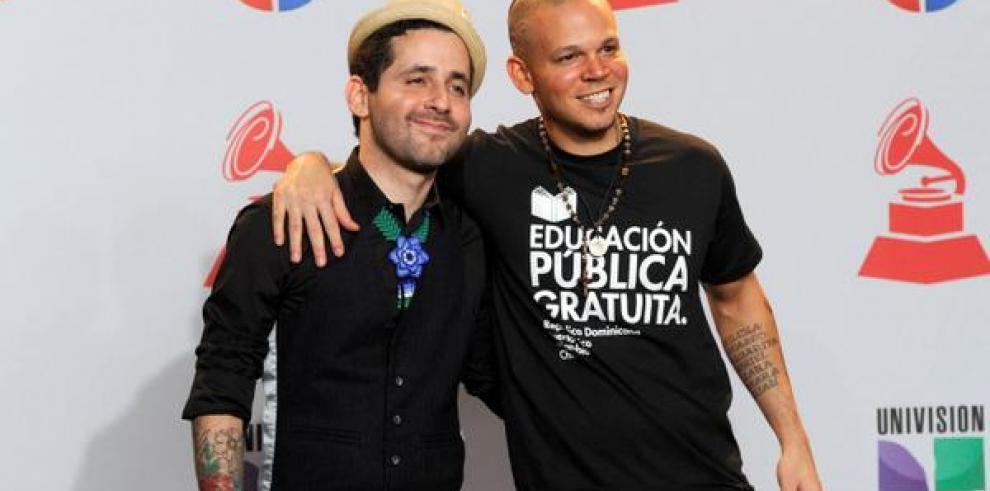 Calle 13 copa las nominaciones a los Grammy Latino