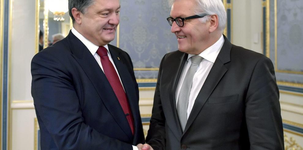 Ucrania propone a Rusia negociaciones directas sobre el conflicto prorruso