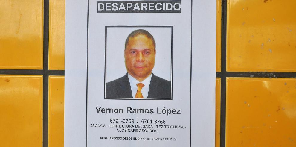 Familiares de Vernon Ramos se reúnen con autoridades de la Procuraduría