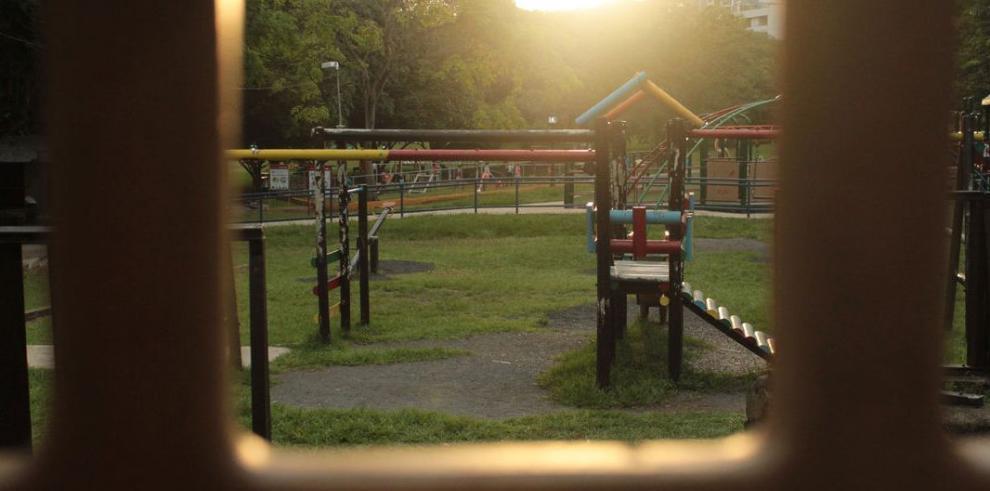 El parque Omar: un 'show' natural