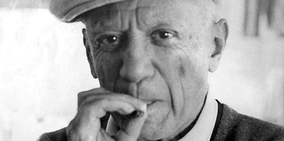 Picasso en la tina del baño