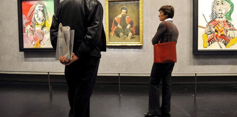 Del período azul a 'El Guernica', la evolución