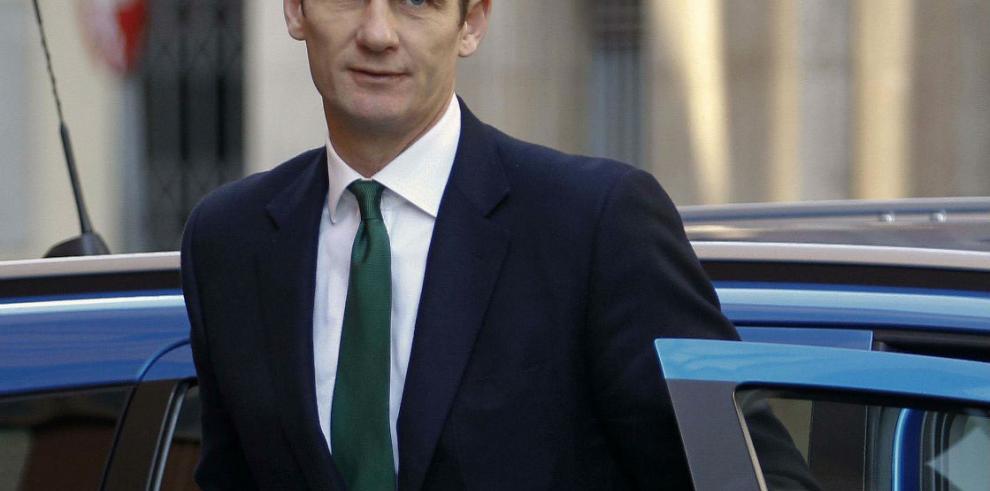 El Fisco español confirma que aprecia un delito fiscal en el yerno del rey
