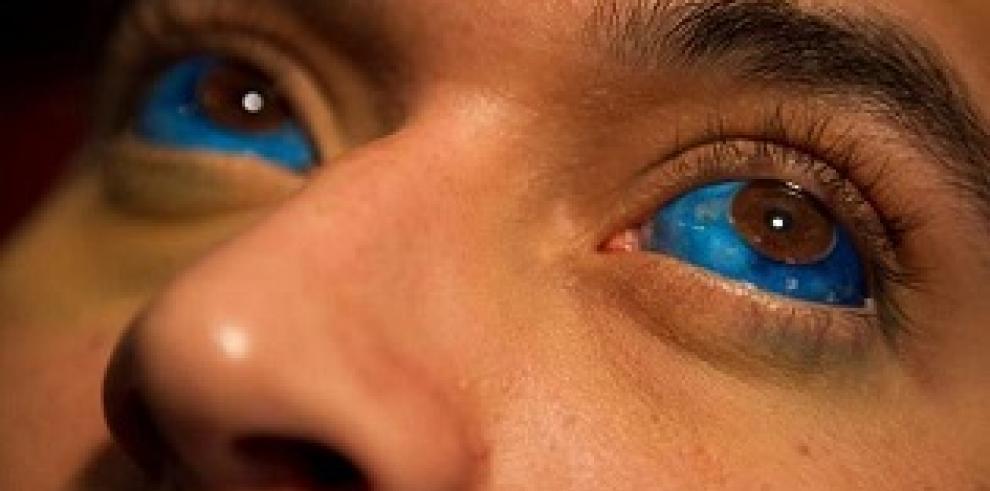 Tatuajes en los ojos es la última tendencia de la moda