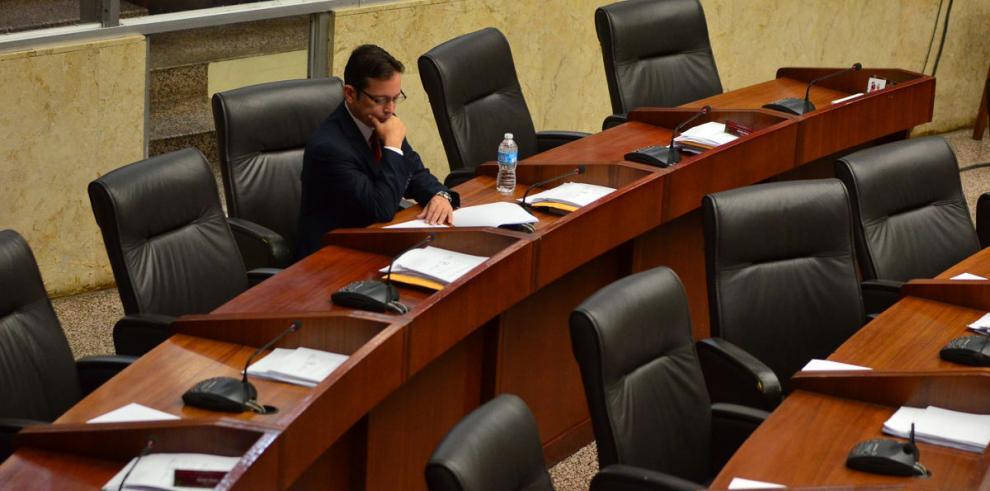 Diputados ponen a prueba fuerza y liderazgo del CD