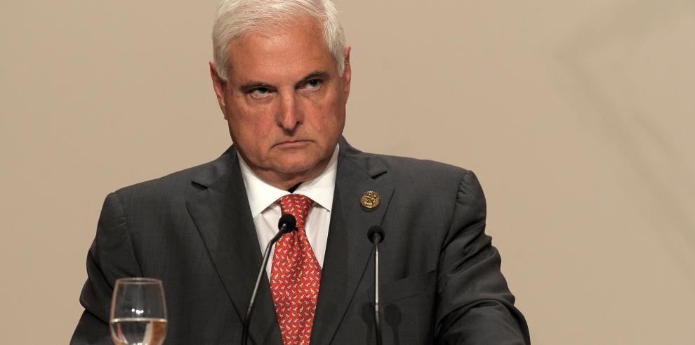 Martinelli vuelve a criticar al presidente Varela