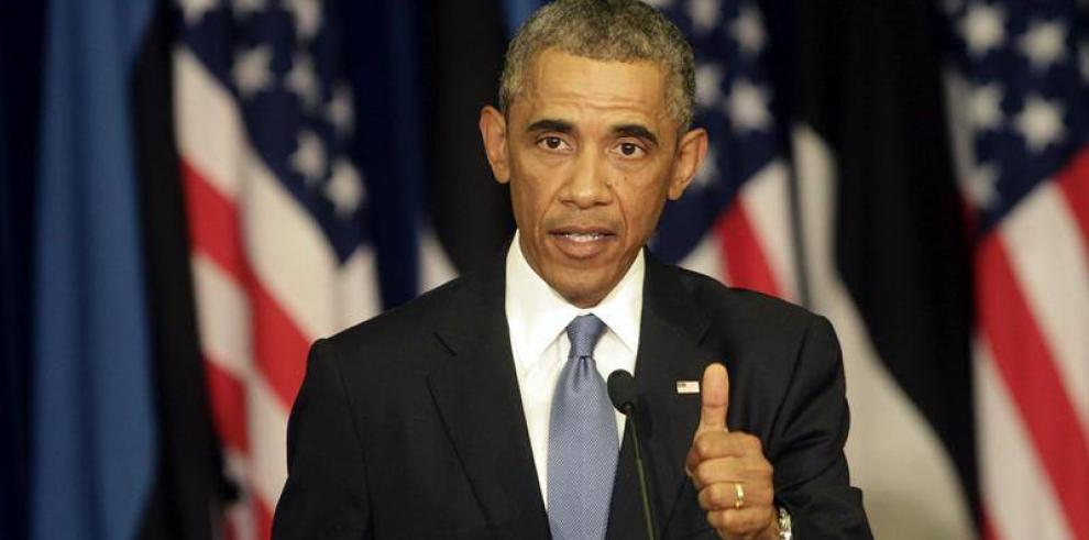 Obama asegura que la decapitación de periodista no intimidará a EEUU
