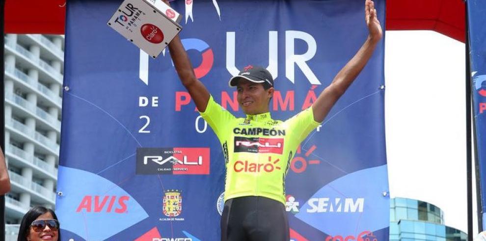 Yelko Gómez logra su tercer título del Tour