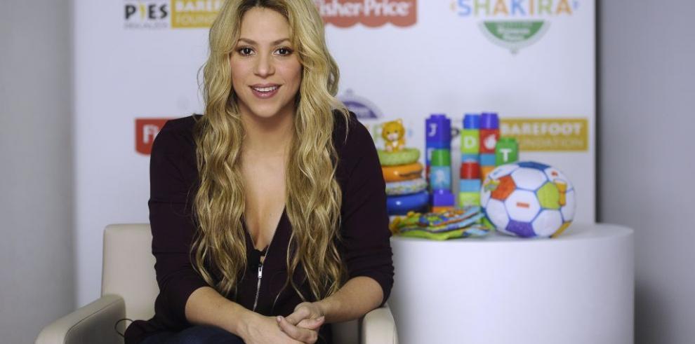 Shakira preparará un álbum y gira mundial cuando nazca su segundo bebé