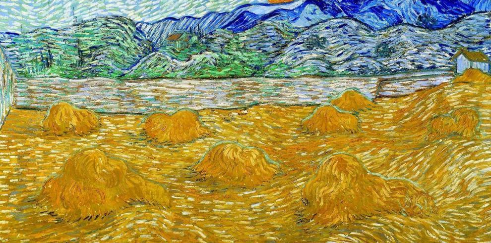 Milán exhibe al Van Gogh más ligado a la naturaleza