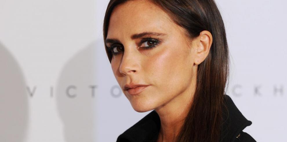 Victoria Beckham fue elegida la mejor empresaria británica