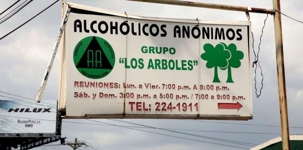 Alcoholicos Anónimos