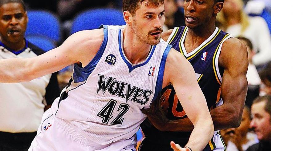 Listo acuerdo para enviar a Kevin Love a los Cavaliers