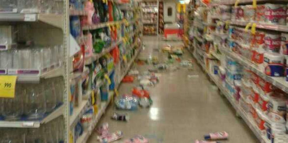 Fuerte sismo de 6,4 grados Richter sacude centro de Chile