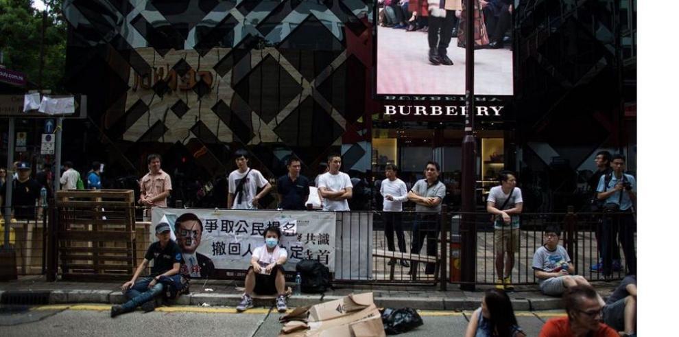 Tiendas exclusivas en Hong Kong no brillaron en ventas