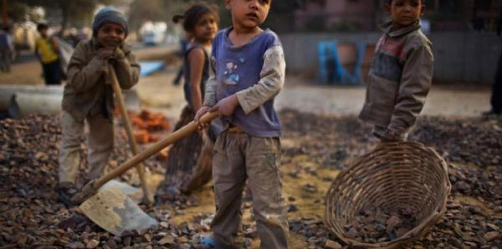 Doce millones y medio de niños trabajan en América Latina y el Caribe
