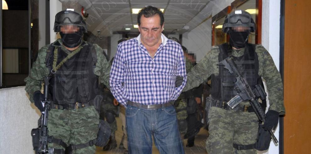 Inicia proceso penal contra capo mexicano Héctor Beltrán Leyva