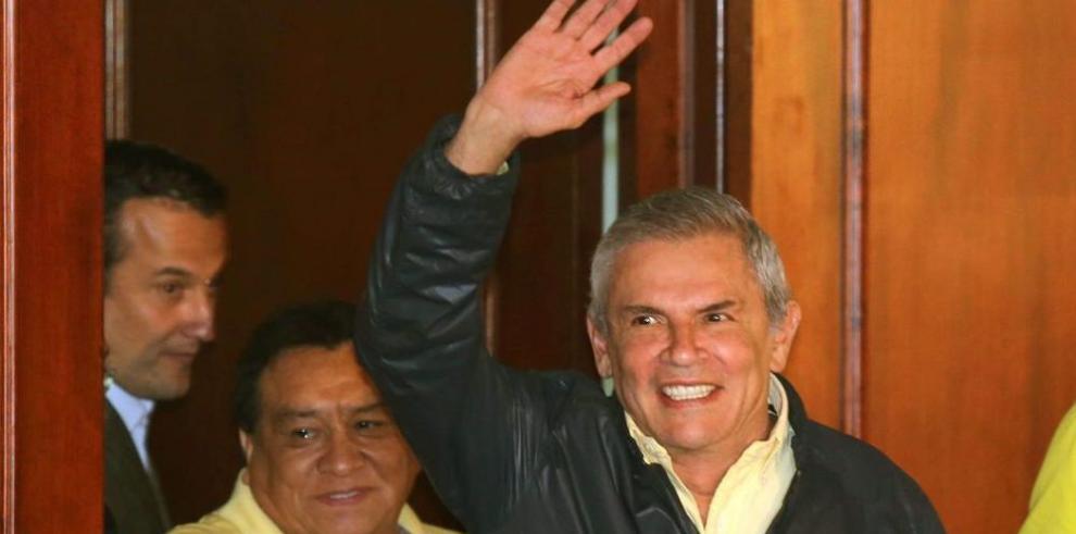 Luis Castañeda, nuevo alcalde de Lima