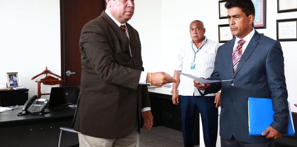 Asamblea recibe primera denuncia contra magistrado de la Corte
