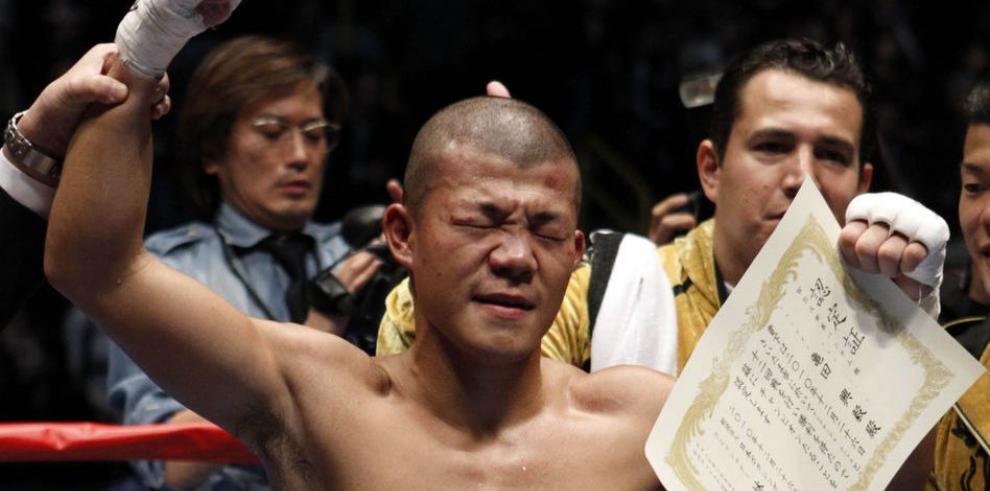 Koki Kameda descarta a 'La Araña' Vásquez como rival