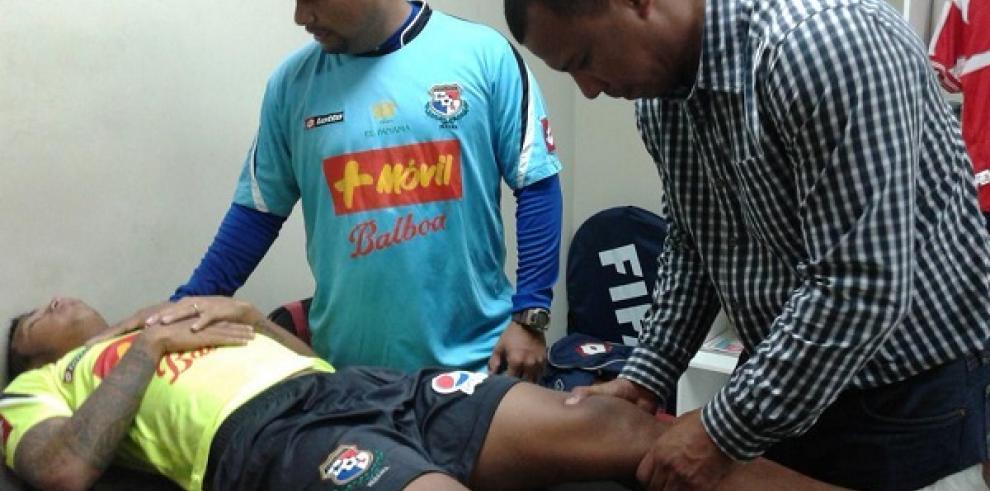 Darwin Pinzón será operado y no jugará contra México