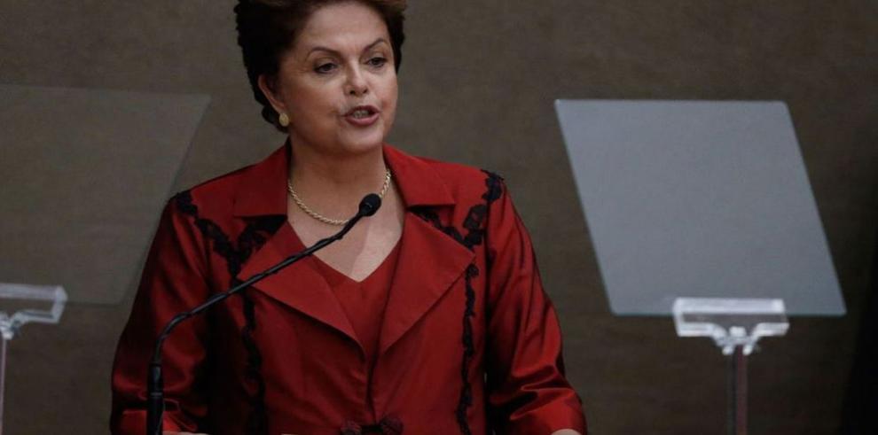 'En Brasil no hay intocables', Rousseff