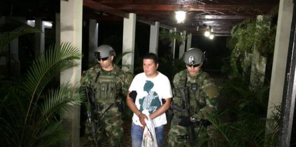 Capturan a 'Megatrónico', enlace del narco entre Colombia y México