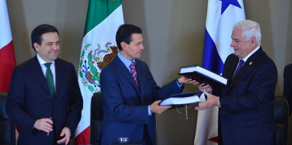 Aprueban en primer debate TLC con México