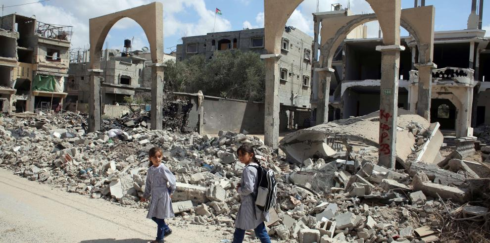Gobierno palestino presenta plan para reconstruir Gaza